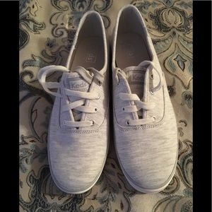 Keds canvas lace up sneaker shoes